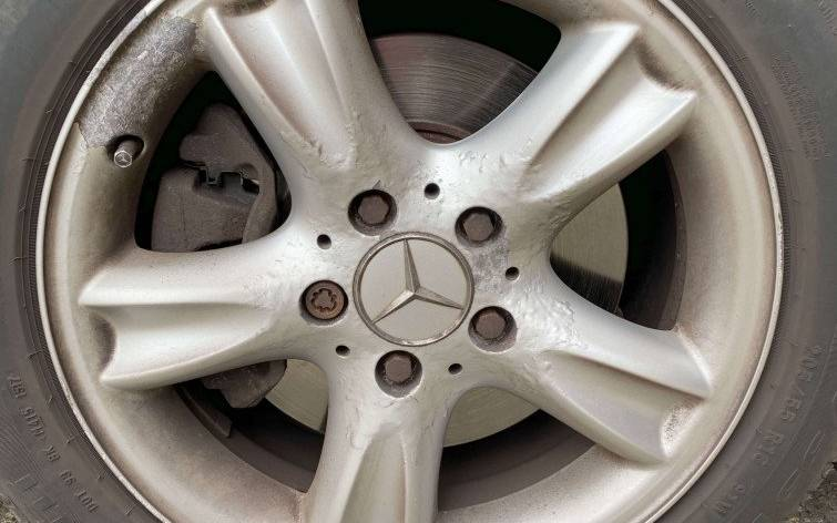 Refurbished Alloy Wheels After